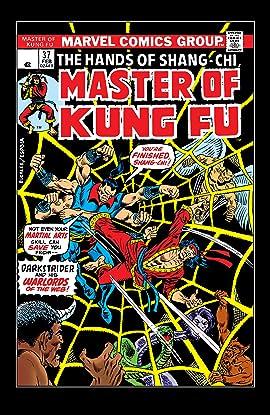 Master of Kung Fu (1974-1983) #37