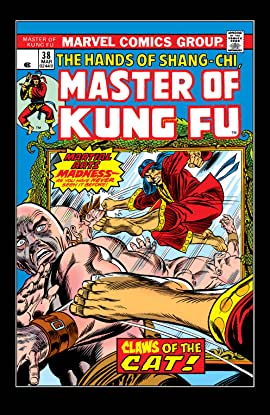 Master of Kung Fu (1974-1983) #38