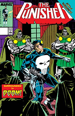The Punisher (1987-1995) #28