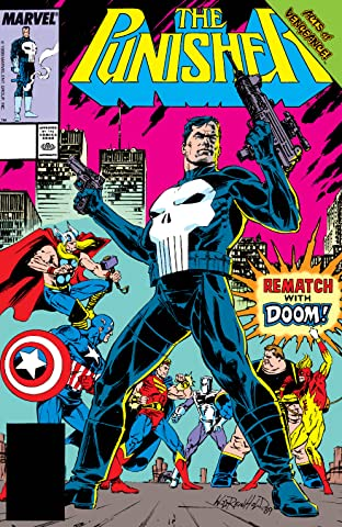 The Punisher (1987-1995) #29