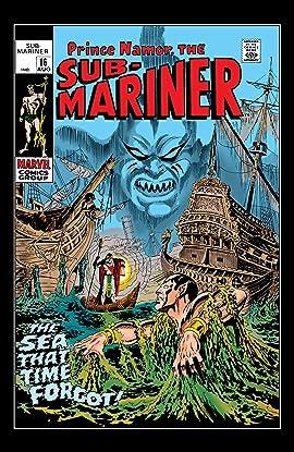 Sub-Mariner (1968-1974) #16