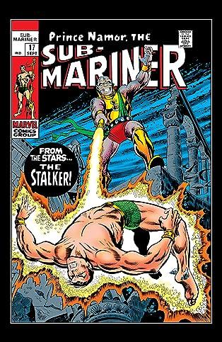 Sub-Mariner (1968-1974) #17