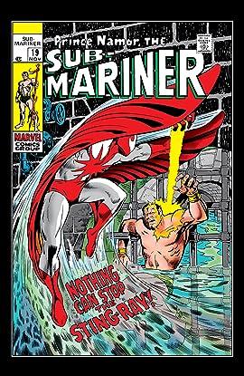 Sub-Mariner (1968-1974) #19