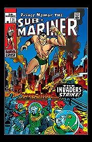 Sub-Mariner (1968-1974) #21