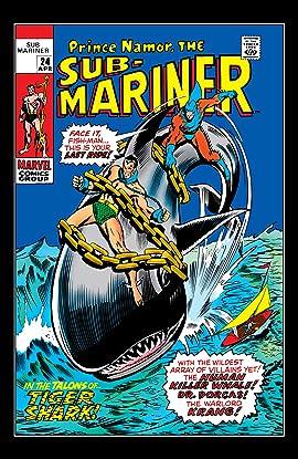 Sub-Mariner (1968-1974) #24