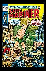 Sub-Mariner (1968-1974) #25