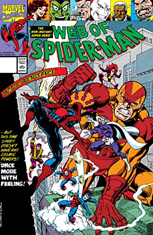 Web of Spider-Man (1985-1995) #64