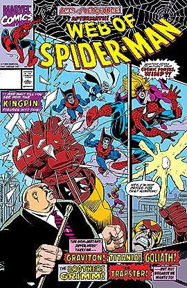 Web of Spider-Man (1985-1995) #65