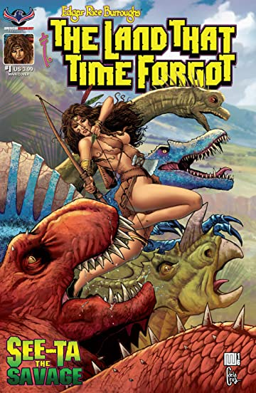 Land That Time Forgot Savage See-Ta #1