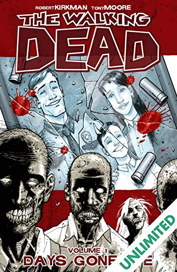 Image result for walking dead vol 1 comixology