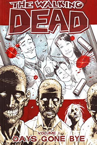 The Walking Dead Tome 1: Days Gone Bye