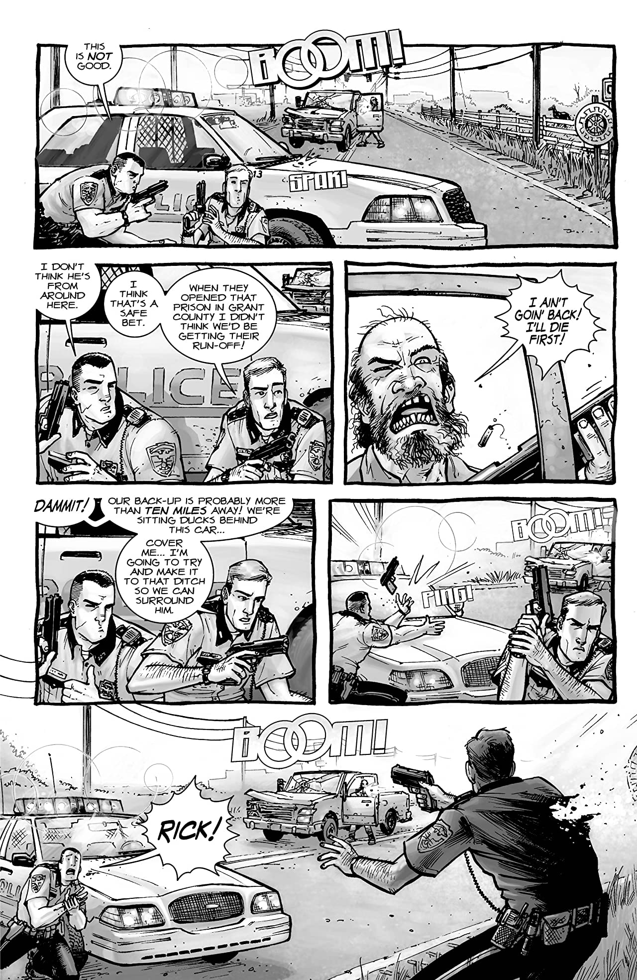 The Walking Dead Comic Online Pdf