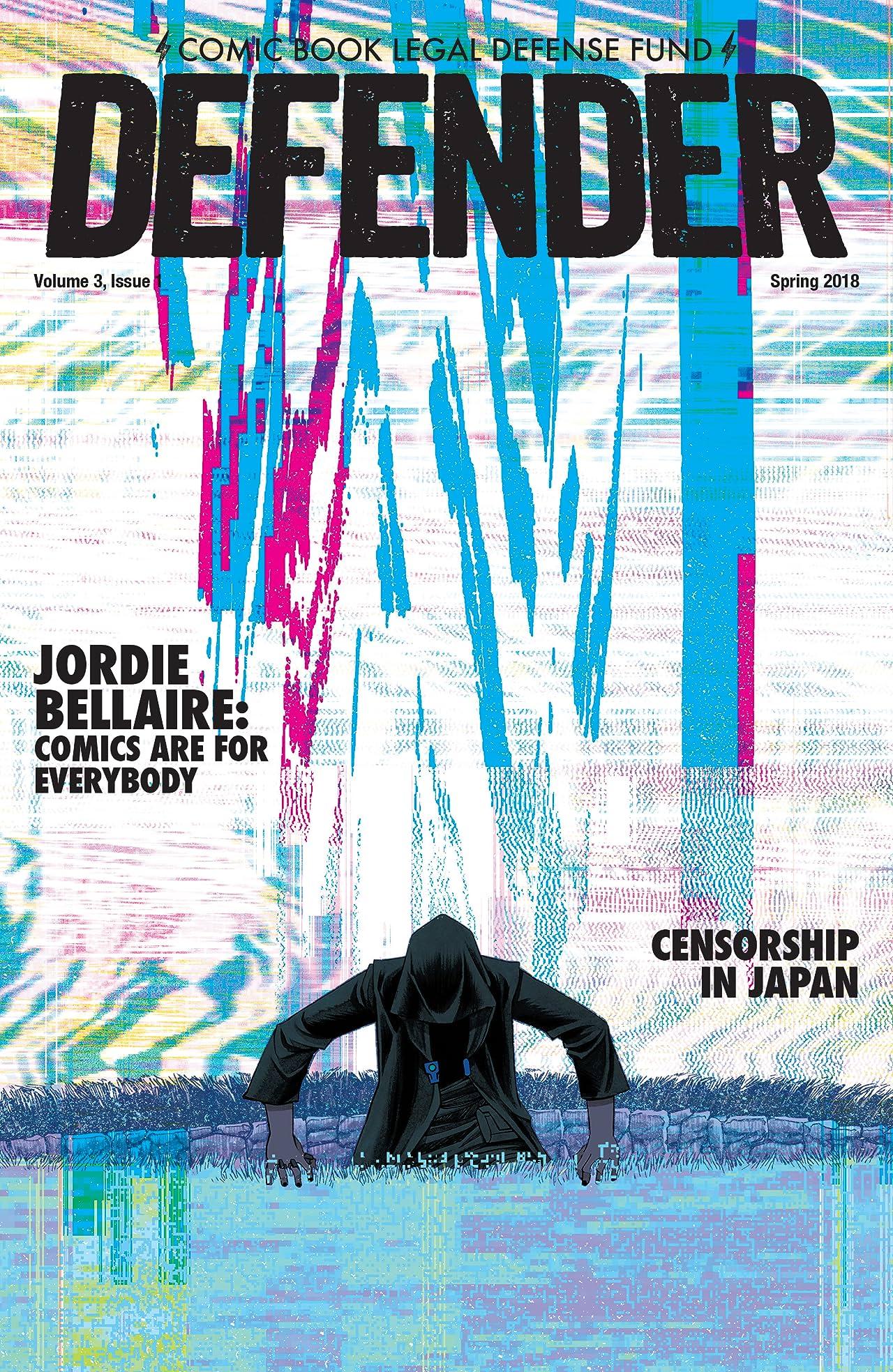 CBLDF Defender Vol. 3 #1