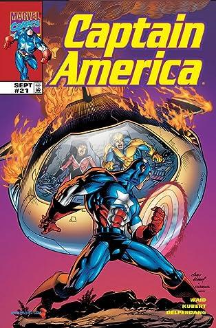 Captain America (1998-2002) #21