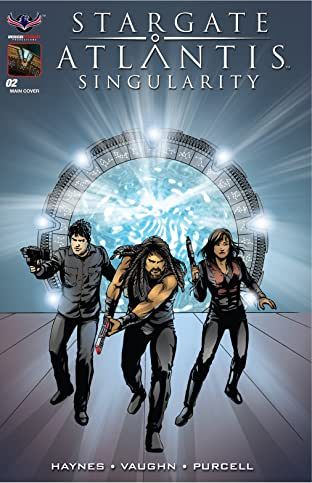 Stargate Atlantis Singularity No.2