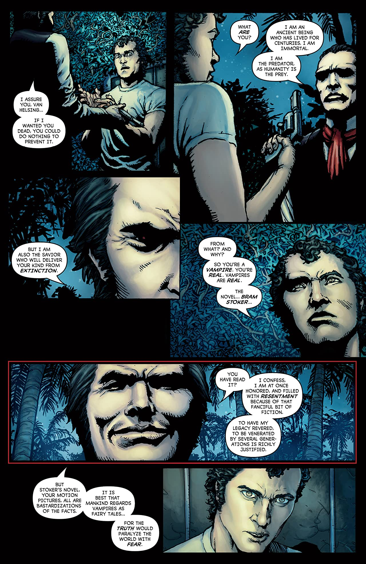 The Eternal Thirst of Dracula #2