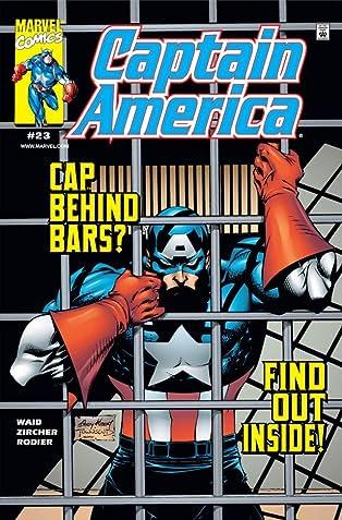 Captain America (1998-2002) #23