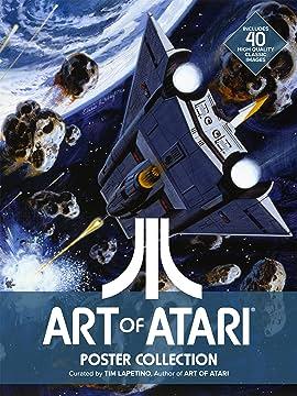 Art Of Atari Poster