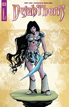 Dejah Thoris Vol. 4 #3