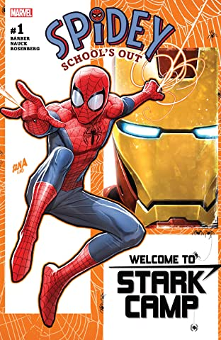 Spidey: School's Out (2018) (comiXology Originals) No.1 (sur 6)