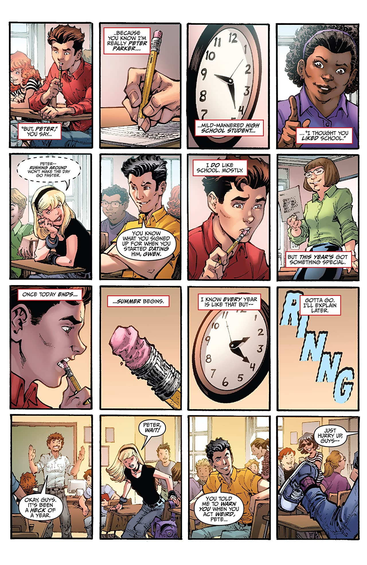 Spidey: School's Out (2018) #1 (of 6)