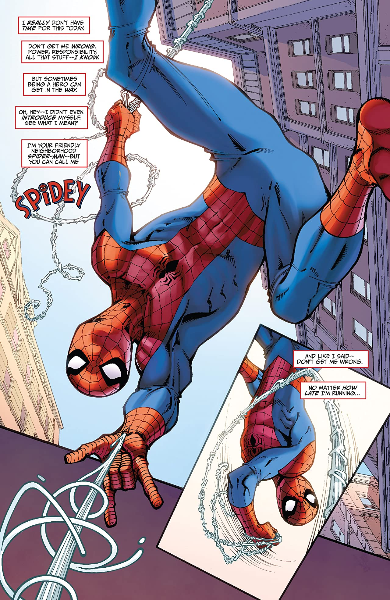 Spidey: School's Out (2018) (comiXology Originals) #1 (of 6)