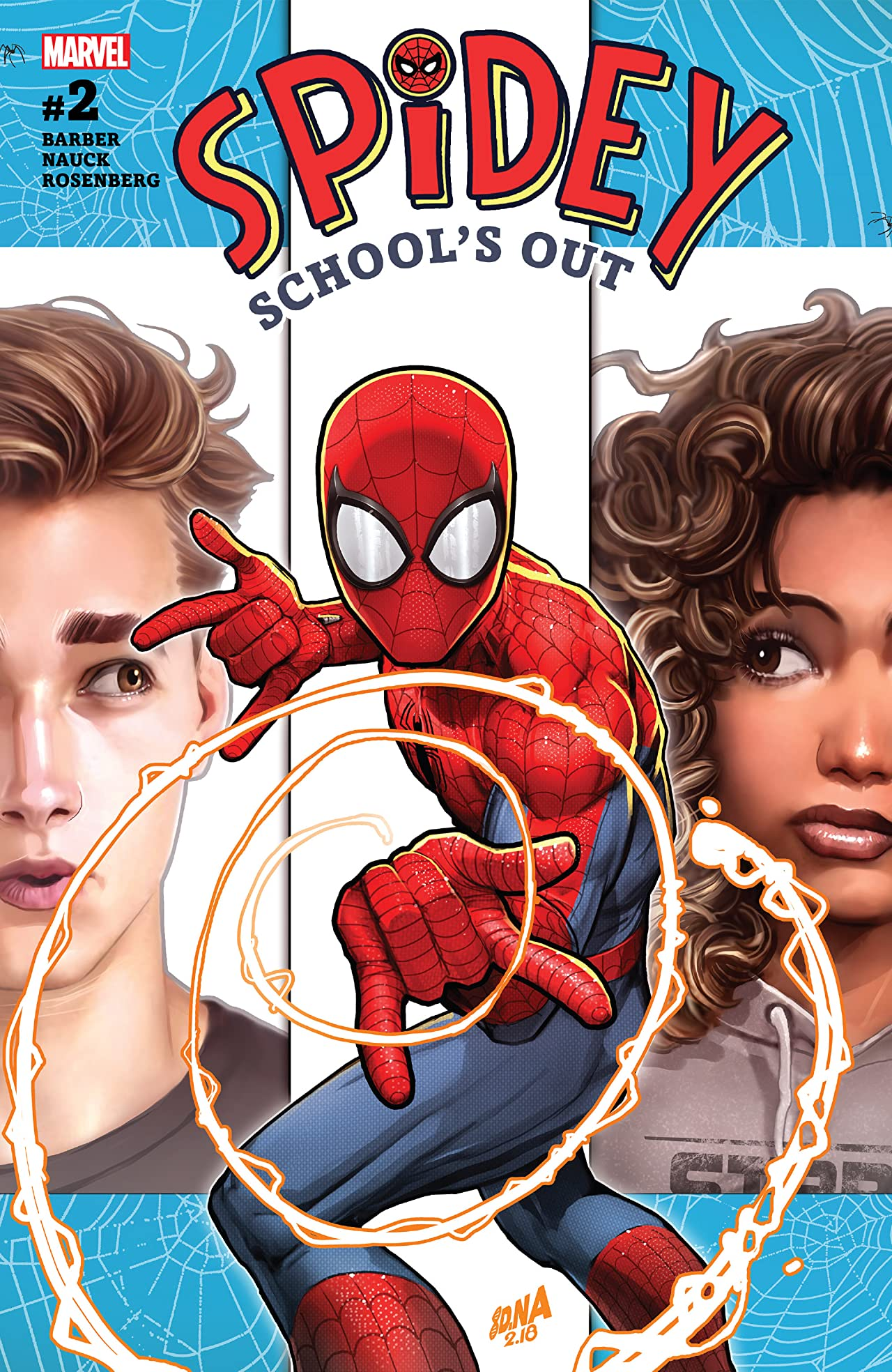 Spidey: School's Out (2018) (comiXology Originals) #2 (of 6)
