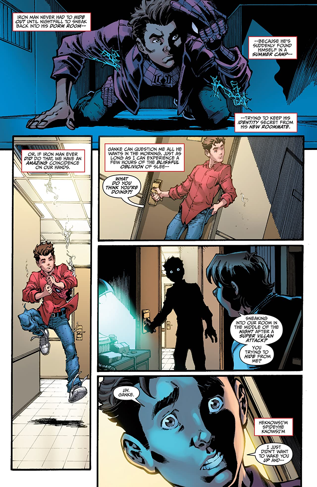 Spidey: School's Out (2018) #2 (of 6)