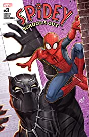 Spidey: School's Out (2018) No.3 (sur 6)