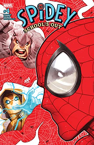 Spidey: School's Out (2018) (comiXology Originals) No.4 (sur 6)