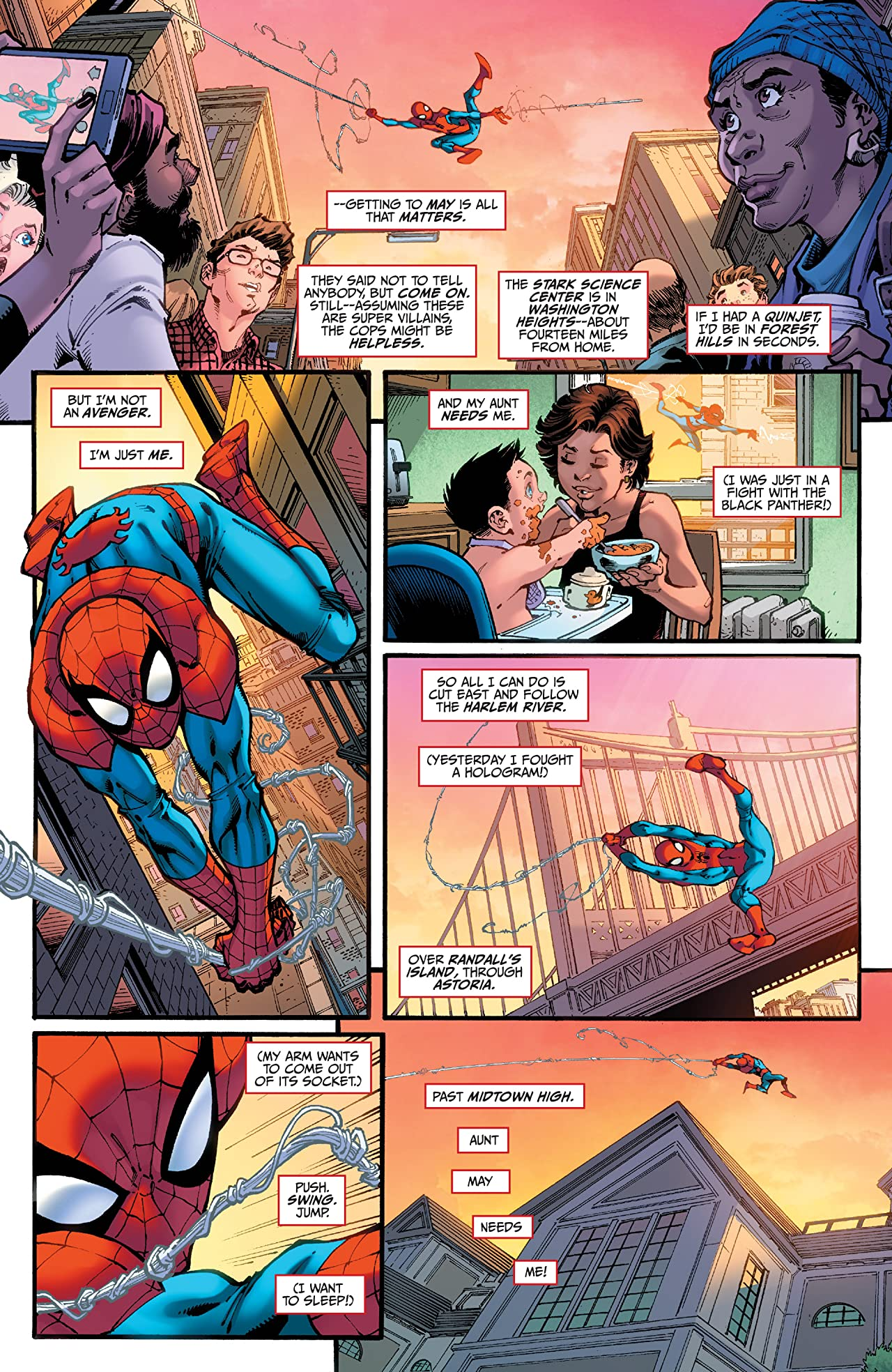 Spidey: School's Out (2018) #4 (of 6)