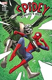 Spidey: School's Out (2018) #5 (of 6)