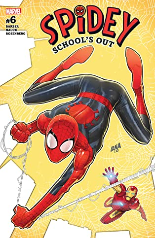 Spidey: School's Out (2018) #6 (of 6)