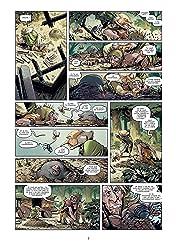 Brocéliande Tome 4: Le Tombeau des Géants