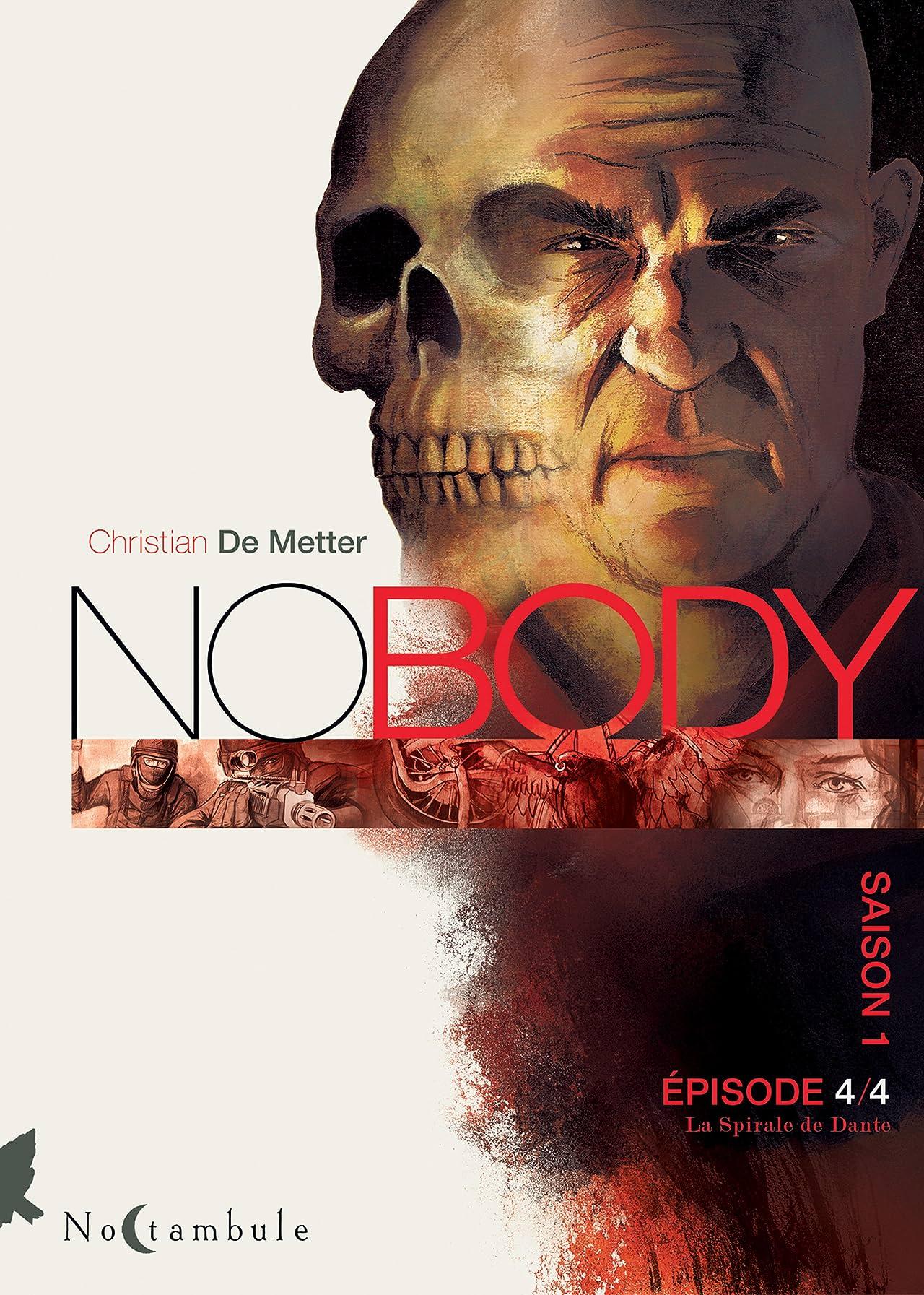No body Saison 1 Épisode Tome 4: La Spirale de Dante