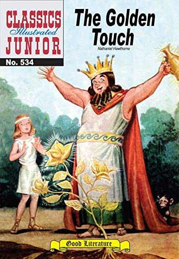 Classics Illustrated Junior #534: The Golden Touch