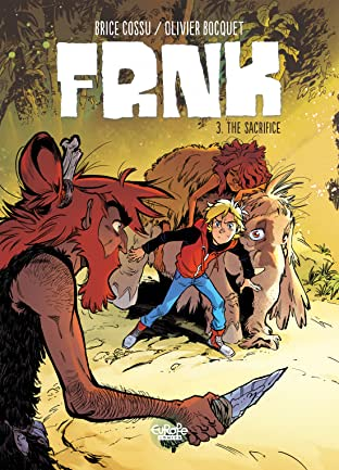 Frnk Vol. 3: The Sacrifice