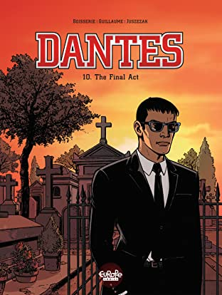 Dantes Vol. 10: THE FINAL ACT