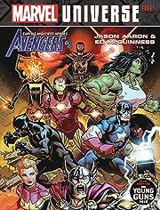 Marvel Universe Magazine (2018) #1