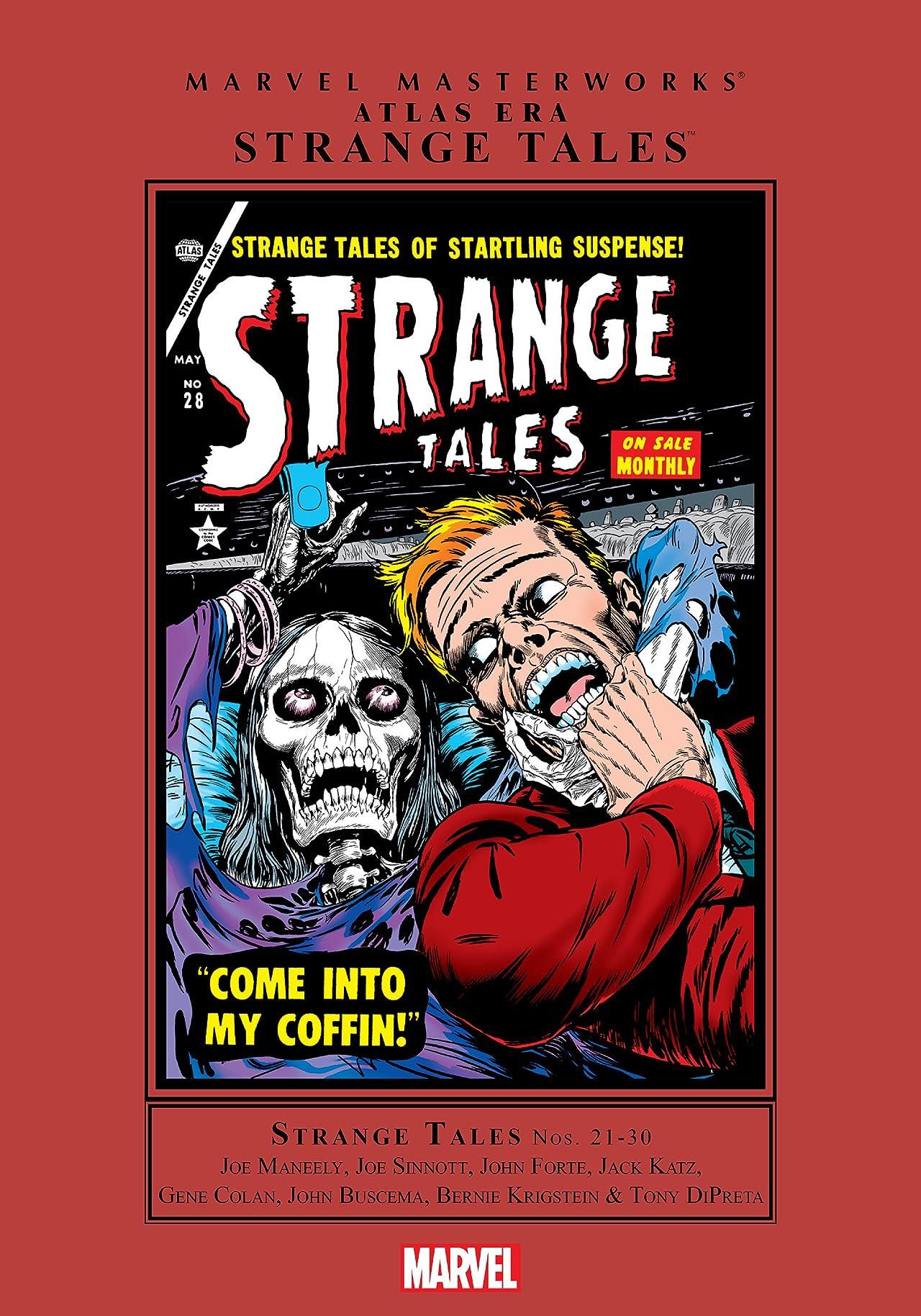 Atlas Era Strange Tales Masterworks Vol. 3