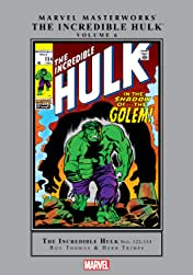 Incredible Hulk Masterworks Vol. 6