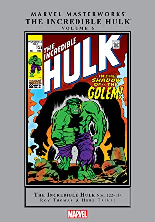 Incredible Hulk Masterworks Tome 6