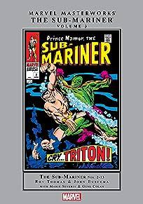 Sub-Mariner Masterworks Vol. 3
