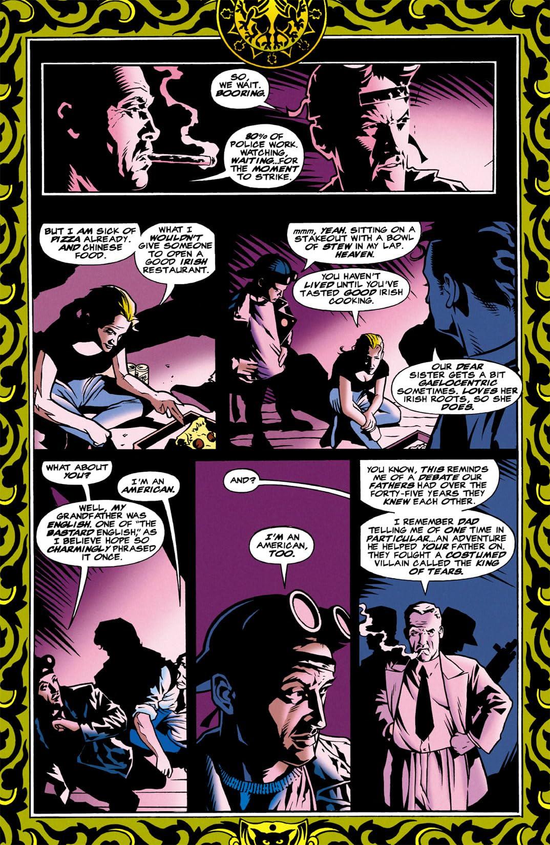 Starman (1994-2001) #25