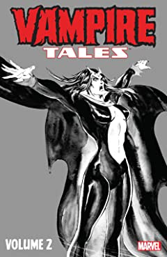Vampire Tales Tome 2