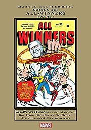 Golden Age All-Winners Masterworks Vol. 4