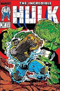 Incredible Hulk (1962-1999) #342
