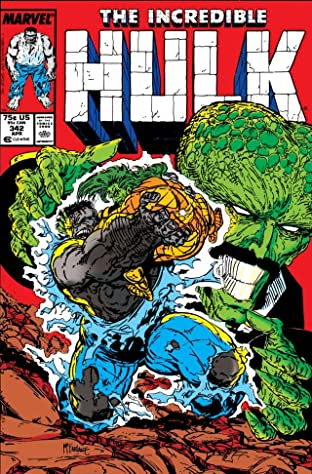Incredible Hulk (1962-1999) #342