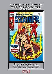 Sub-Mariner Masterworks Vol. 4