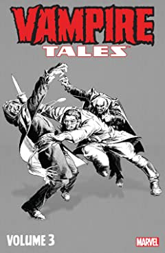 Vampire Tales Tome 3
